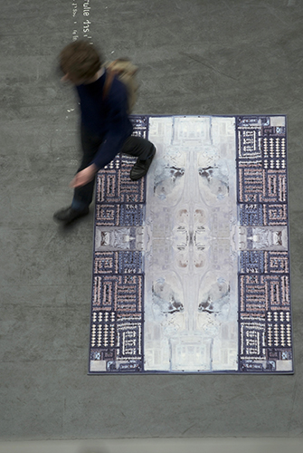 HFG Karlsruhe - Independent Project: WORLDWIDE CARPETS