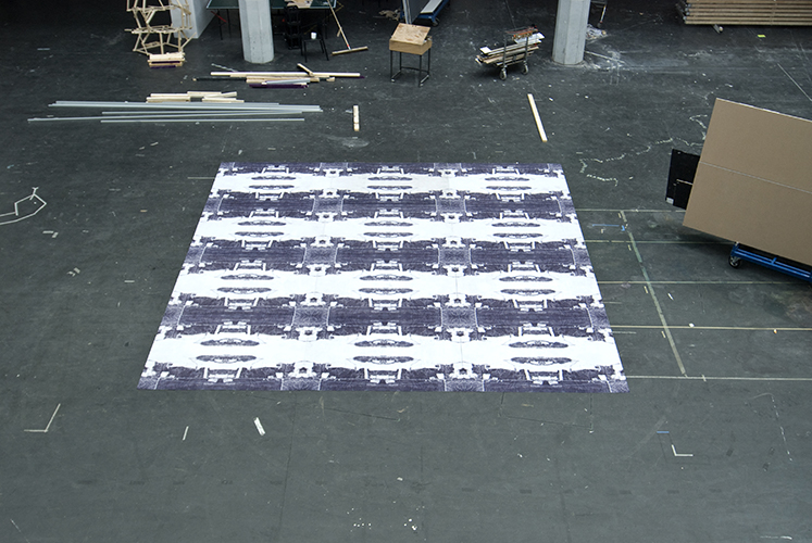 HFG Karlsruhe - Independent Project: WORLDWIDE CARPETS