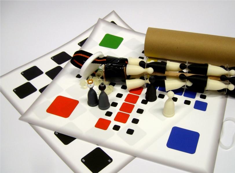 HFG Karlsruhe - Plastic Toys: ROCHADE