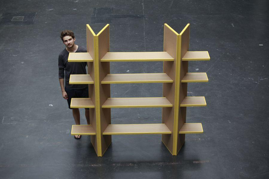 HFG Karlsruhe - Move Your Shelf: 2x2