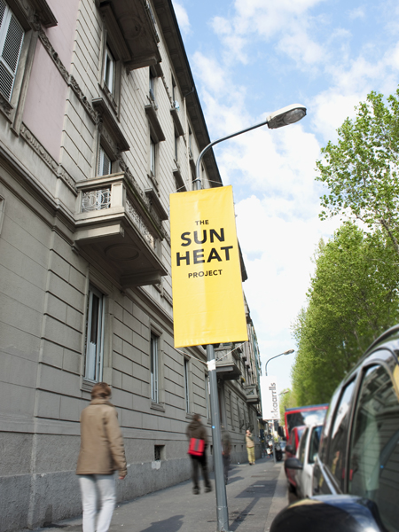 HFG Karlsruhe - The Sun Heat Project: EXHIBITION