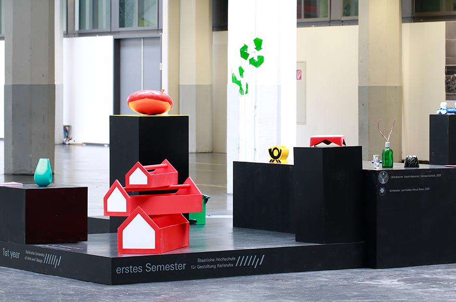 HFG Karlsruhe - IMM COLOGNE 2015: