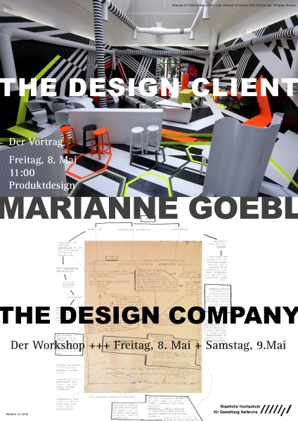 HFG Karlsruhe - Workshops: